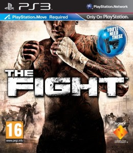 The Fight PL Używana PS3