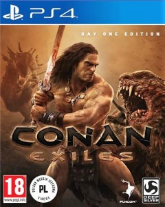 Conan Exiles: Day One Edition PL PS4