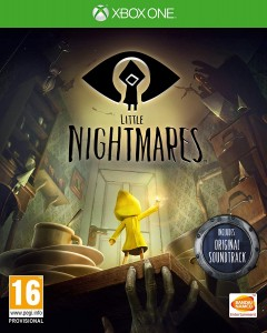 Little Nightmares PL XBOX ONE