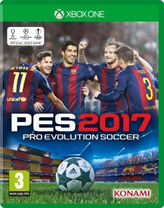 PES 2017  Pro Evolution Soccer + Zegarek XBOX ONE