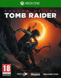 Shadow Of The Tomb Raider PL dubbing XBOX ONE