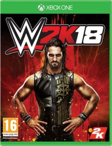 WWE 18 + DLC XBOX ONE