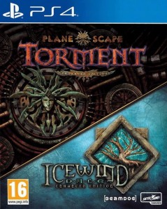 Torment + Icewind Dale EE PL PS4