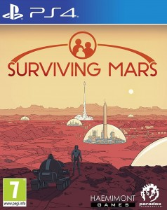 Surviving Mars PL PS4