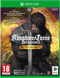 Kingdom Come Deliverance PL Royal Edition XBOX ONE