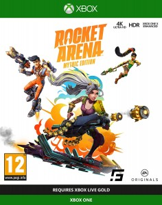 Rocket Arena - Mythic Edition PL XBOX ONE
