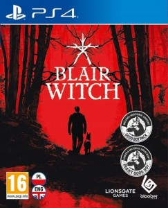 Blair Witch PL PS4