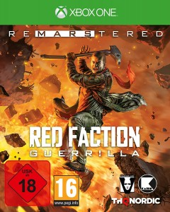 Red Faction Guerrilla Re-Mars-tered PL XBOX ONE