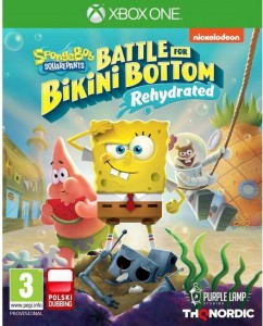 SpongeBob Battle for Bikini Bottom PL dubbing XBOX ONE