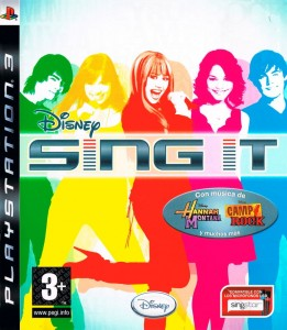 Disney Sing It Camp Rock Używana PS3