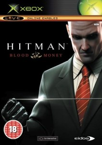 Hitman: Blood Money Używana XBOX