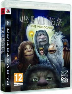 Where The Wild Things Are Używana PS3
