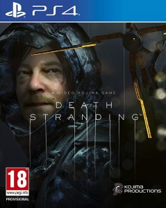 Death Stranding PL PS4