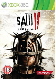 Saw 2 / Piła 2 Flesh and Blood XBOX 360