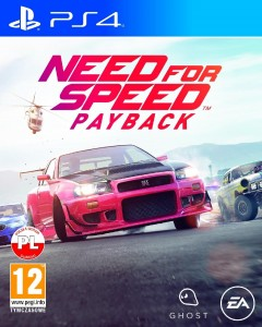 Need for Speed Payback PL dubbing PS4