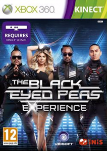 The Black Eyed Peas Używana XBOX 360