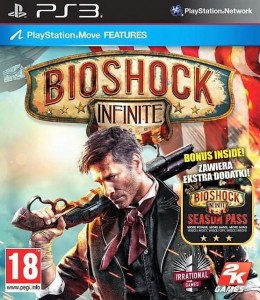 BioShock Infinite + Season Pass  PS3