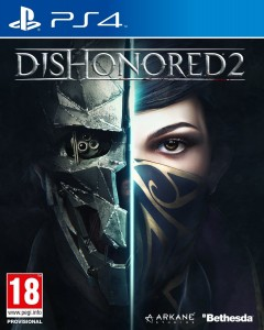 Dishonored 2 + DLC PL dubbing PS4