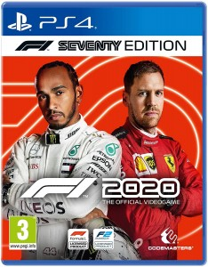 F1 2020 Seventy Edition PL PS4