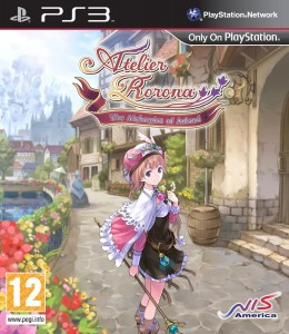 Atelier Rorona:The Alchemist of Arland PS3