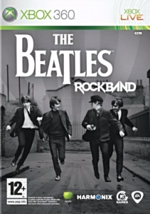 The Beatles Rock Band Używana  XBOX 360