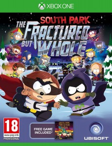 South Park: The Fractured But Whole PL + DLC XBOX ONE