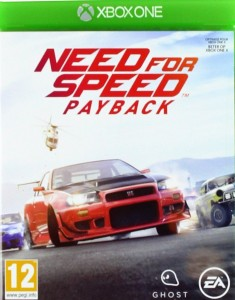 Need for Speed Payback PL dubbing XBOX ONE