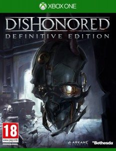 Dishonored Definitive Edition PL XBOX ONE