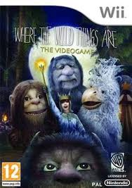 Where the Wild Things Are Używana Wii