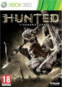 Hunted: The Demon's Forge Używana XBOX 360