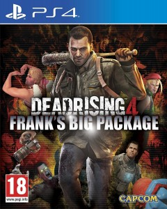 Dead Rising 4: Frank's Big Package PL PS4