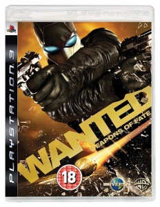 Wanted Weapons of Fate Używana PS3