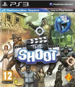 The Shoot MOVE Używana PS3