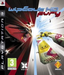 Wipeout HD Fury Używana PS3