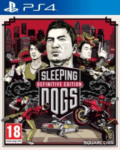 Sleeping Dogs: Definitive Edition PL PS4