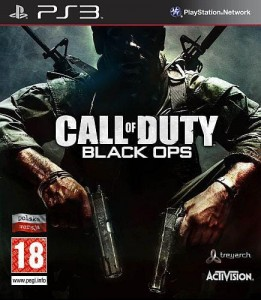 Call of Duty: Black Ops PL PS3