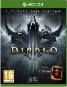 Diablo 3 III Ultimate ANG XBOX ONE