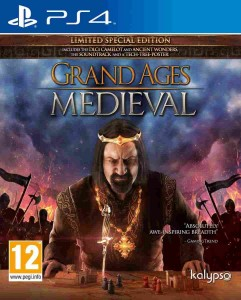 Grand Ages: Medieval Limited Edition PS4