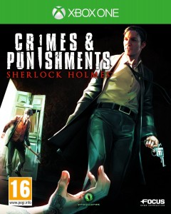 Sherlock Holmes Crimes & Punishments / Zbrodnia i Kara XBOX ONE