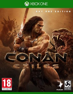 Conan Exiles: Day One Edition PL XBOX ONE