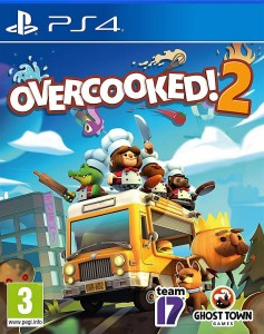 Overcooked 2 PL PS4