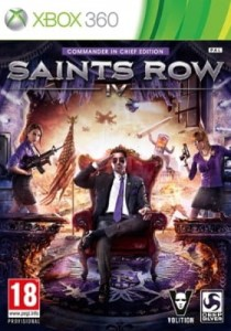 Saints Row IV 4: Commander In Chief Edition XBOX 360/ONE