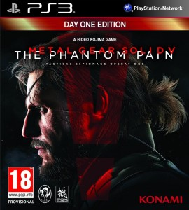 Metal Gear Solid V: Phantom Pain D1 PS3