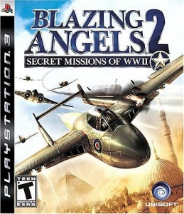 Blazing Angels 2 Secret Missions of WWII Używana PS3