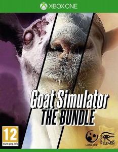 Goat Simulator Symulator Kozy: The Bundle XBOX ONE