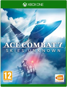 Ace Combat 7 Skies Unknown PL XBOX ONE