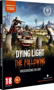 Dying Light: The Following STEAM PL PC