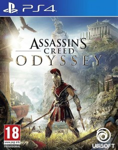 Assassins Creed Odyssey PL PS4