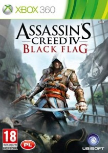 Assassins Creed IV 4: Black Flag PL XBOX 360 / ONE