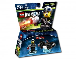 LEGO Dimensions Fun Pack 71213 - Bad Cop